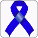 Colon Cancer Ribbon doo-dad by Dark Matter Lab