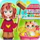 Girl House Cleaning Decoration: My Home Clean-up by Crazy Games Lab
