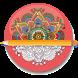 Colorish mandala coloring book by Gekkota Games