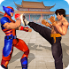 Kung Fu vs Superhero Fighting Game by Knock Solutions