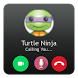 Video Call Prank Turtle Ninja by Dulgoni Dev