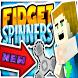 Fidget Spinner Mod for PE by ZarikXGames