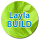 MOBA HEROES layla best build 2017