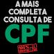 CPF INFO - CONSULTAR CPF by SPYLABSBR