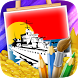 ColorMe Warship Game by Coloring Books and Games for Kids