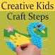 DIY Creative Kids Craft Steps by John Peter 1883