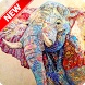 Cool Elephant Wallpaper by Pinza