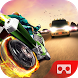 VR Crazy Traffic Bike Racer by JELLY GAMES