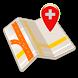 Map of Zurich offline by Map Apps
