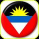 Antigua and Barbuda Flag by welbeckza