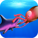 Octopus vs Shark by Super Apps Technology
