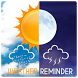 Weather Reminder by Web Artistic Technosol