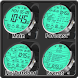 S03 WatchFace for Moto 360 by Smartwatch Bureaux
