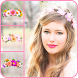 Flower Crown Photo Editor ❀ by Mobile Apps Corp.