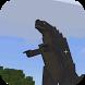 Addon Godzilla for MCPE by introqtgamesinc