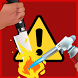 1000 Degree Heated Knife Game by ChiliGames