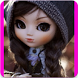 Cute Doll Wallpaper HD by Burhanuddin Johar