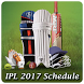 Schedule for IPL 2017 Live by MR Technologies
