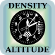 Density Altitude Calculator by Rick Lettow