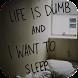 Depression Wallpapers Quote by Rumah Kita Studio