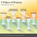 7 Pillars Of Wisdom by JMCR