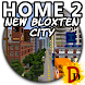 New Bloxten City Minecraft map by Den Derange