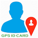 GPS ID Card by abrsys