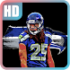 Richard Sherman Wallpaper Art NFL