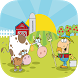 Kids Puzzle Farms by PeachSon