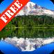 Mount Rainier Free by Adermark Media