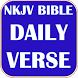 NKJV BIBLE DAILY VERSE by Georguent