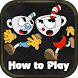 How to play Cuphead by ZIRKON DEV