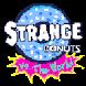 Strange Donuts vs. The World by Happy Badger Studio