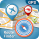 GPS Route Finder by CallerID Number Tracker