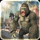 Wild Gorilla City Attack by 9xt Play Studios
