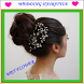 Wedding Hairstyle 2018 by wet flower