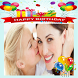 Birthday Photo Frames & Cards by yenrapp