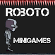 Mini Games with Roboto by SAP Media