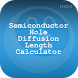 Semiconductor Diffusion Length by HIOX Softwares Pvt Ltd