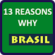 Quiz 13 Reasons Why? Brasil by Yellow Grape