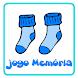 Jogo das meias - Memória by Liliana Silva