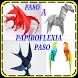 PAPIROFLEXIA FOOTSTEPS by Matiaplicacionesgratis