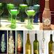 Wine Bottle Crafts by Ngabmab