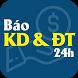 Báo kinh doanh & Đầu tư 24h by TDA Developer Group