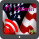 TV USA Info Channel by TV satellite dish channel free