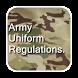 Army Uniform Regulations by JUKE DIGITAL