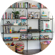 Pipe Shelves Idea