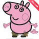 New Peppa Pig: Paintbox Guide by Gramsaha Dictaffia