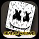 Grime Art Wallpaper by Momoke Studio
