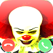 killer Pennywise Clown call by IRT INC